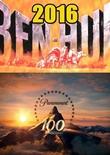 Ben Hur Remake 2016 - deutsches Filmplakat - Film-Poster Kino-Plakat deutsch