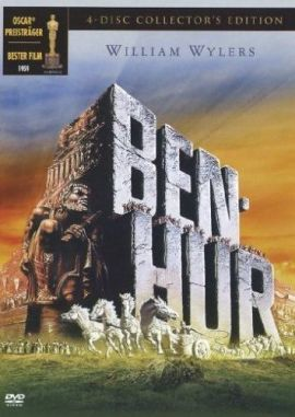 Ben Hur – deutsches Filmplakat – Film-Poster Kino-Plakat deutsch