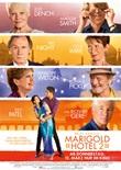 Best Exotic Marigold Hotel 2 – deutsches Filmplakat – Film-Poster Kino-Plakat deutsch