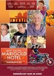 Best Exotic Marigold Hotel – deutsches Filmplakat – Film-Poster Kino-Plakat deutsch