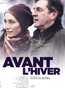 Bevor der Winter kommt – deutsches Filmplakat – Film-Poster Kino-Plakat deutsch