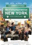 Beziehungsweise New York – deutsches Filmplakat – Film-Poster Kino-Plakat deutsch