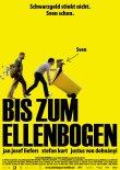 Bis zum Ellenbogen – deutsches Filmplakat – Film-Poster Kino-Plakat deutsch