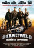 Born to be Wild – Saumäßig unterwegs – deutsches Filmplakat – Film-Poster Kino-Plakat deutsch