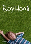 Boyhood - deutsches Filmplakat - Film-Poster Kino-Plakat deutsch