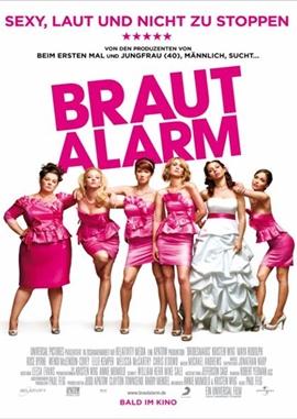 Brautalarm – deutsches Filmplakat – Film-Poster Kino-Plakat deutsch