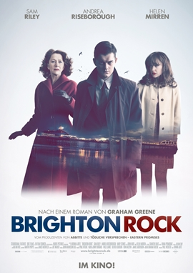 Brighton Rock – deutsches Filmplakat – Film-Poster Kino-Plakat deutsch