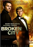 Broken City – deutsches Filmplakat – Film-Poster Kino-Plakat deutsch