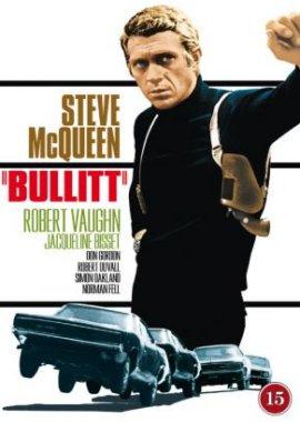 Bullitt – Steve McQueen, Robert Vaughn, Jacqueline Bisset, Don Gordon, Robert Duvall, Simon Oakland – Peter Yates – Filme, Kino, DVDs Kinofilm Actionkrimi – Charts & Bestenlisten