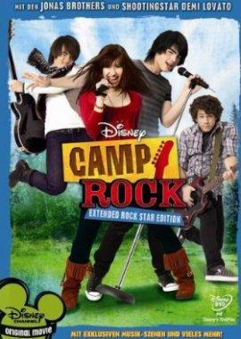 Camp Rock – Demi Lovato, Joe Jonas, Meaghan Jette Martin, Maria Canals, Alyson Stoner, Julie Brown – Matthew Diamond – Jonas Brothers – Filme, Kino, DVDs Kinofilm Musikkomödie – Charts & Bestenlisten