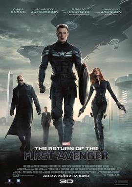 Captain America 2 – The Return of the First Avenger