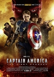 Captain America – The First Avenger – deutsches Filmplakat – Film-Poster Kino-Plakat deutsch