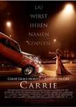 Carrie – deutsches Filmplakat – Film-Poster Kino-Plakat deutsch