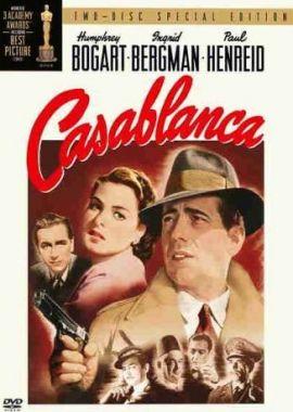 Casablanca – deutsches Filmplakat – Film-Poster Kino-Plakat deutsch