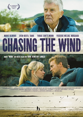 Chasing the Wind – deutsches Filmplakat – Film-Poster Kino-Plakat deutsch