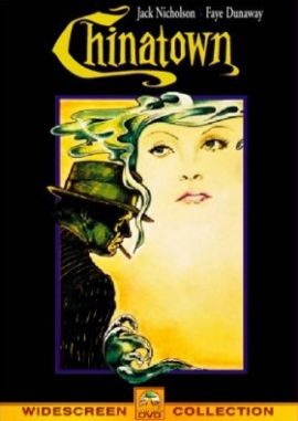 Chinatown – deutsches Filmplakat – Film-Poster Kino-Plakat deutsch