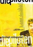 Christoph Schlingensief – Die Piloten – deutsches Filmplakat – Film-Poster Kino-Plakat deutsch