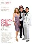 Chuck und Larry – Wie Feuer und Flamme – deutsches Filmplakat – Film-Poster Kino-Plakat deutsch