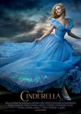 Cinderella – deutsches Filmplakat – Film-Poster Kino-Plakat deutsch
