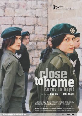Close to Home – deutsches Filmplakat – Film-Poster Kino-Plakat deutsch