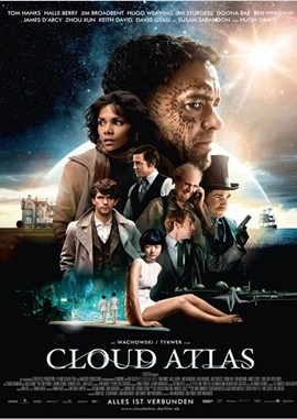 Cloud Atlas – deutsches Filmplakat – Film-Poster Kino-Plakat deutsch