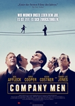Company Men – deutsches Filmplakat – Film-Poster Kino-Plakat deutsch