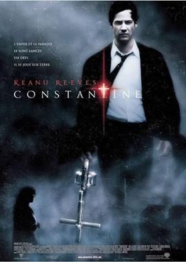 Constantine – deutsches Filmplakat – Film-Poster Kino-Plakat deutsch