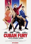 Cuban Fury - Echte Männer Tanzen - deutsches Filmplakat - Film-Poster Kino-Plakat deutsch