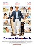 Da muss Mann durch - deutsches Filmplakat - Film-Poster Kino-Plakat deutsch