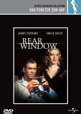 Das Fenster zum Hof – deutsches Filmplakat – Film-Poster Kino-Plakat deutsch