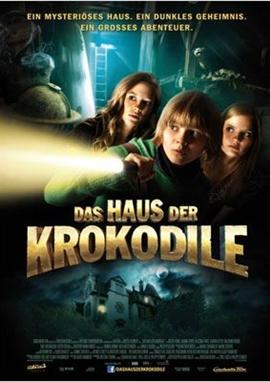 Das Haus der Krokodile – deutsches Filmplakat – Film-Poster Kino-Plakat deutsch