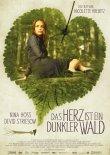 Das Herz ist ein dunkler Wald – deutsches Filmplakat – Film-Poster Kino-Plakat deutsch