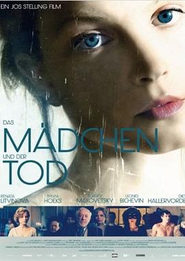 Das Mädchen und der Tod – deutsches Filmplakat – Film-Poster Kino-Plakat deutsch