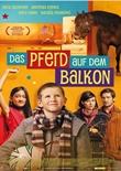 Das Pferd auf dem Balkon – deutsches Filmplakat – Film-Poster Kino-Plakat deutsch