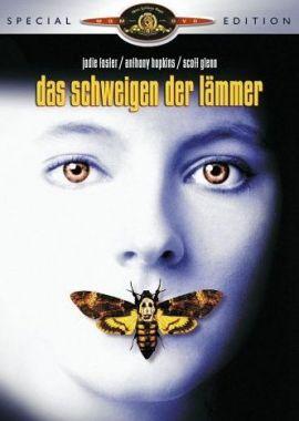 Das Schweigen der Lämmer – deutsches Filmplakat – Film-Poster Kino-Plakat deutsch