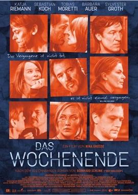 Das Wochenende – deutsches Filmplakat – Film-Poster Kino-Plakat deutsch