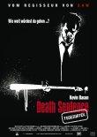 Death Sentence – Todesurteil – deutsches Filmplakat – Film-Poster Kino-Plakat deutsch