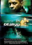 Déjà Vu – Wettlauf gegen die Zeit – deutsches Filmplakat – Film-Poster Kino-Plakat deutsch