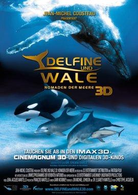 Delfine und Wale 3D – Nomaden der Meere