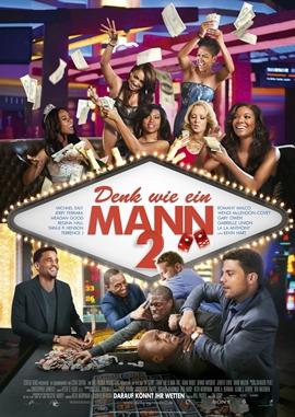 Denk wie ein Mann 2 – deutsches Filmplakat – Film-Poster Kino-Plakat deutsch