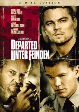 Departed – Unter Feinden – deutsches Filmplakat – Film-Poster Kino-Plakat deutsch