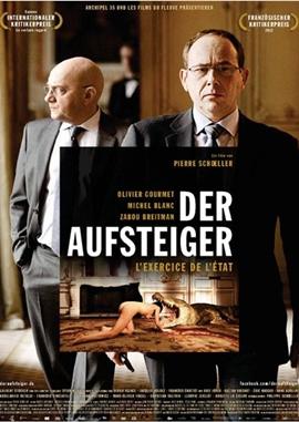 Der Aufsteiger – deutsches Filmplakat – Film-Poster Kino-Plakat deutsch