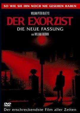 Der Exorzist – deutsches Filmplakat – Film-Poster Kino-Plakat deutsch