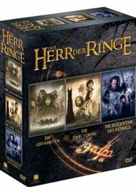 Der Herr der Ringe – Die Spielfilm-Trilogie