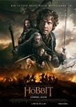 Der Hobbit – Die Schlacht der Fünf Heere – deutsches Filmplakat – Film-Poster Kino-Plakat deutsch