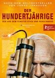 Der Hundertjährige, der aus dem Fenster stieg und verschwand - deutsches Filmplakat - Film-Poster Kino-Plakat deutsch
