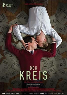 Der Kreis – deutsches Filmplakat – Film-Poster Kino-Plakat deutsch