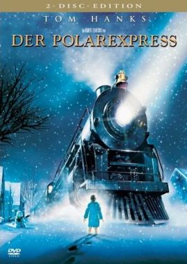 Der Polarexpress – deutsches Filmplakat – Film-Poster Kino-Plakat deutsch