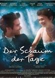 Der Schaum der Tage – deutsches Filmplakat – Film-Poster Kino-Plakat deutsch