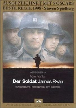 Der Soldat James Ryan – deutsches Filmplakat – Film-Poster Kino-Plakat deutsch